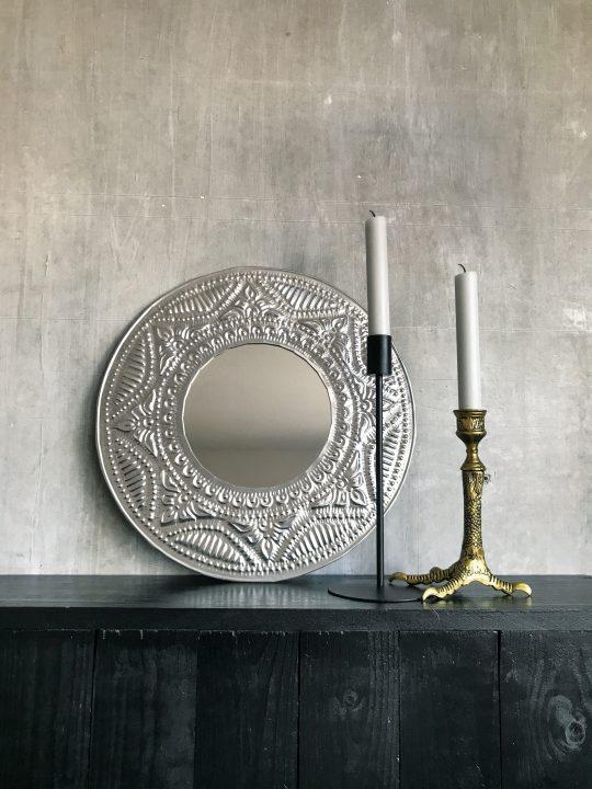 Aluminium spiegel
