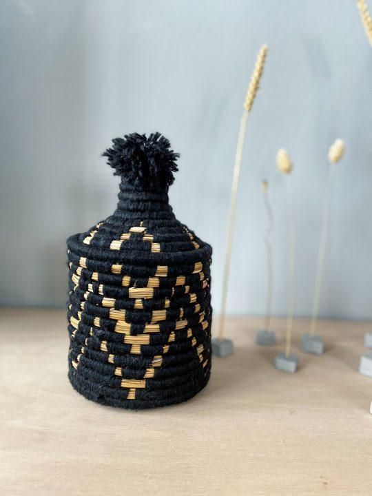 broodmandje wol riet marrakesh