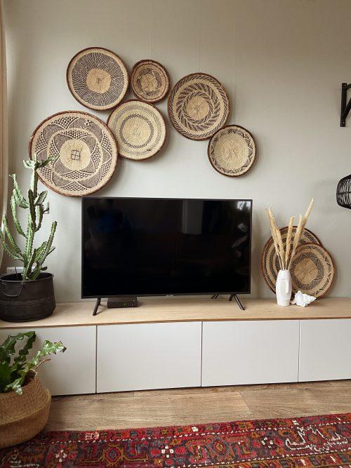 muurschalen binga afrikaans