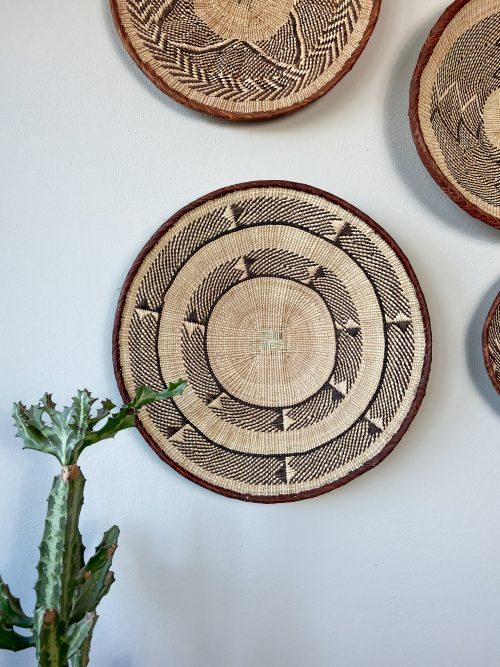 binga schaal afrikaans wand