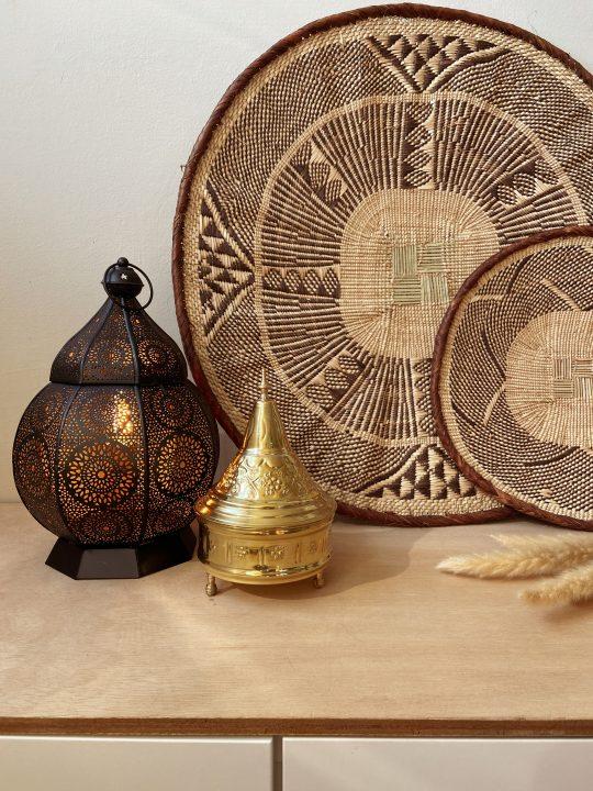 suikerpotje goud marrakech