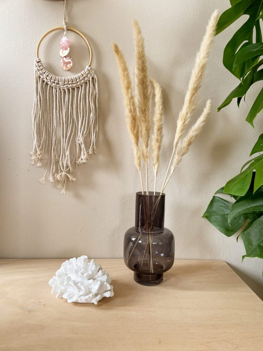 koraal decoratie polyresin
