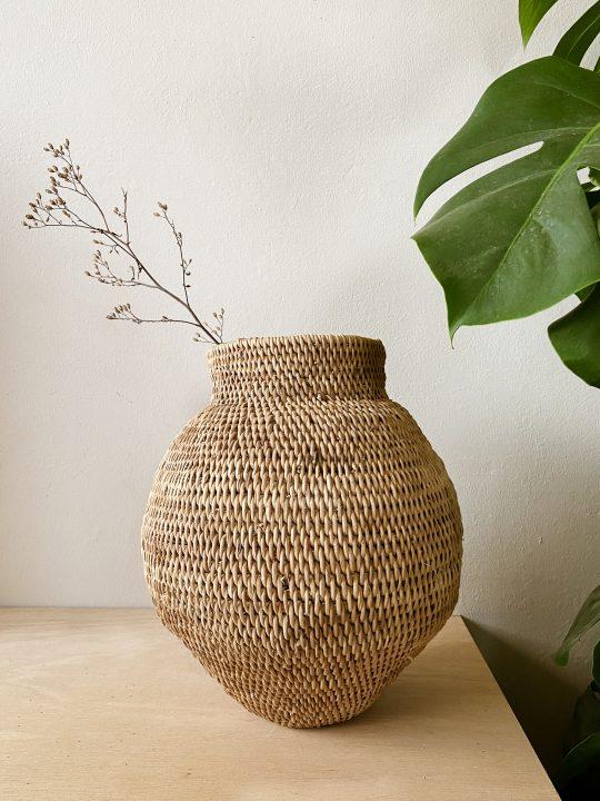 Afrikaanse buhera basket