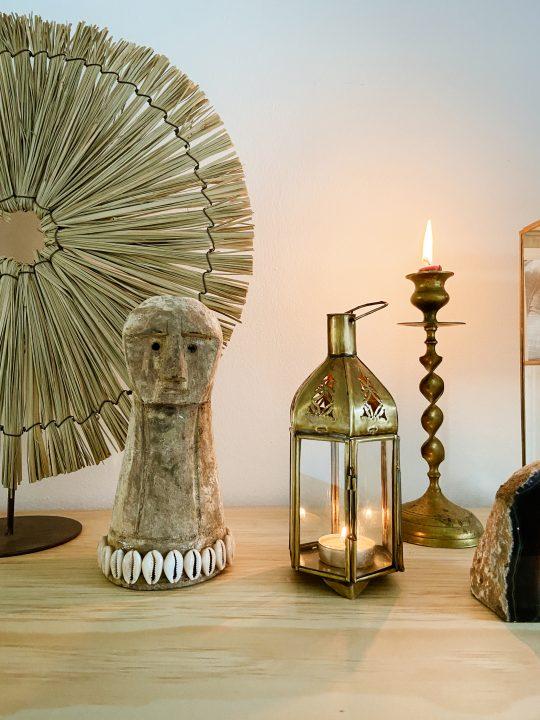 gouden marokkaans lantaarntje