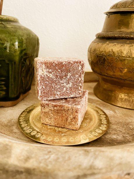 amberblokjes uit marokko